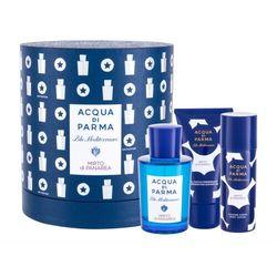 Acqua di Parma Blu Mediterraneo Mirto di Panarea zestaw 75 ml unisex