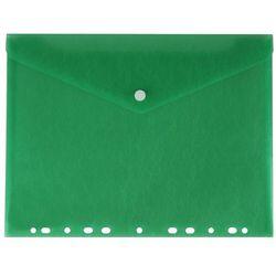 Teczka koperta A4 Ps zawieszana zielona TKZ-13-02