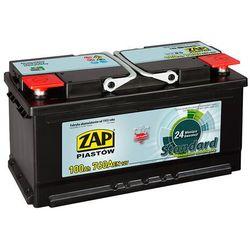 Akumulator ZAP Standard 100Ah 760A PRAWY PLUS