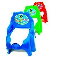 Pozostałe zabawki dla najmłodszych, Nocnik Fotel z Wyjmowanym Pojemnikiem Kolory