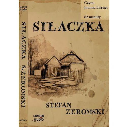 Lektury szkolne, Siłaczka. Książka audio CD - Stefan Żeromski