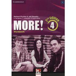 More! 4 Workbook (opr. miękka)
