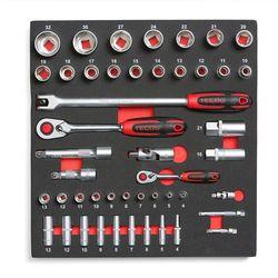 Zestaw narzędzi, 47 elementów