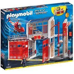 Playmobil ® CITY ACTION Duża remiza strażacka 9462