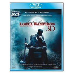 Abraham Lincoln: Łowca wampirów 3D (Blu-Ray) - Timur Bekmambetow
