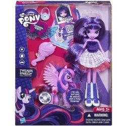 Equestria Girls Lalka z kucykiem Twilight Sparkle