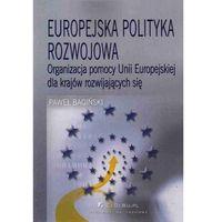 Politologia, Europejska polityka rozwojowa (opr. miękka)