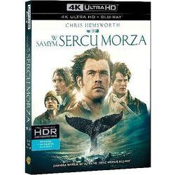 W samym sercu morza 4K Ultra HD (Blu-ray) - Howard Ron DARMOWA DOSTAWA KIOSK RUCHU