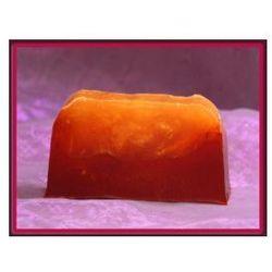 CZEKOLADA z POMARAŃCZĄ - mydło organiczne na wagę
