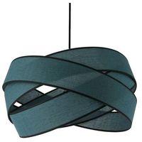 Lampy sufitowe, BIJOU BARBARA-Lampa wisząca Tkanina Ø48cm