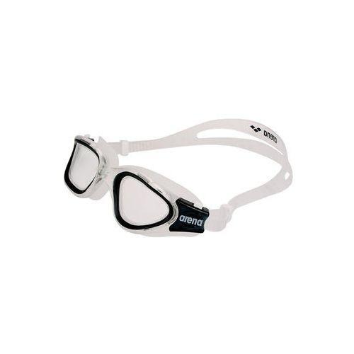Okularki pływackie, Arena ENVISION Okulary pływackie clear/black