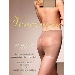 Veneziana Total Slim 30 • ROZMIAR: 3/M • KOLOR: NERO