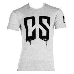 Capital Sports Beforce T-Shirt treningowy dla mężczyzn Rozmiar M szary melanżowy