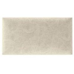 Panel ścienny tapicerowany Stegu Mollis prostokąt 30 x 15 cm piaskowy