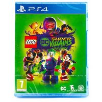 Gry na PlayStation 4, LEGO DC Super Villains (PS4)