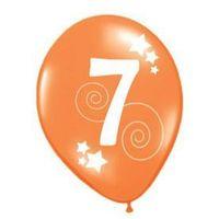 Balony, Balony z nadrukiem 7 - 30 cm - 12 szt.