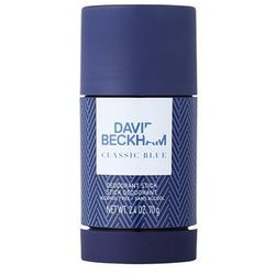 David Beckham Classic Blue 70 g dezodorant w sztyfcie