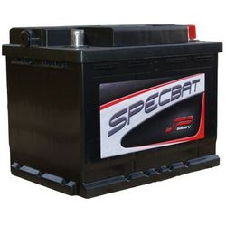 Akumulator SPECBAT 12V 60Ah/480A wysoka