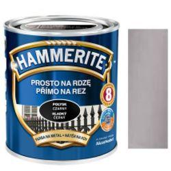 Prosto Na Rdzę - Efekt Połysk Srebrny 0,25L Hammerite