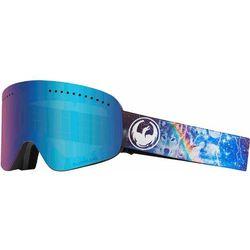 gogle snowboardowe DRAGON - Dr Nfx 8 Galaxy Llblueion+Llamber (003) rozmiar: OS