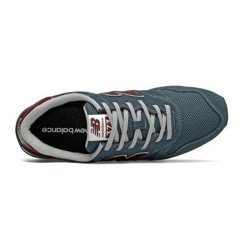 Męskie obuwie sportowe, New Balance Sneakersy ML373RA2 Granatowy