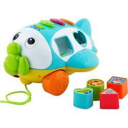 Samolot sorter zabawka edukacyjna BBT 3510 BUDDY TOYS