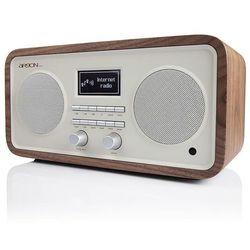 ARGON AUDIO iNet3+V2 ORZECH - radio dostosowane do odtwarzania radia FM, DAB+, jak i radia internetowego | Zapłać po 30 dniach | Gwarancja 2-lata