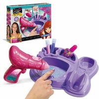 Kreatywne dla dzieci, Crazy Chic Błyszczące paznokcie