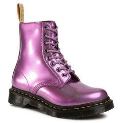 Glany DR. MARTENS - Vegan 1460 Pascal 26224650 Pink