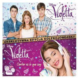 Soundtrack Disney - Violetta - Cantar Es Lo Que Soy (Ekskluzywna Edycja Kolekcjonerska) (OST)