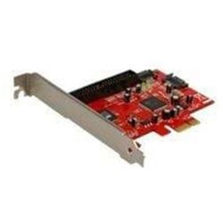 LogiLink PCI Express Card 2-Port SATA + 1-Port ATA133