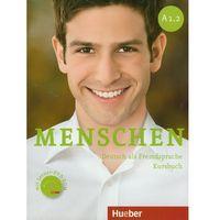 Książki do nauki języka, Menschen A1/2 Kursbuch