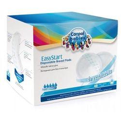 CANPOL Wkładki laktacyjne EasyStart x 48 sztuk