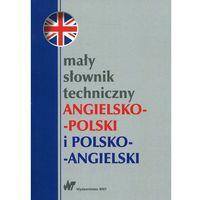 E-booki, Mały słownik techniczny angielsko-polski i polsko-angielski - Wysyłka od 3,99
