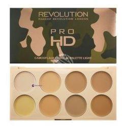 Makeup Revolution Ultra Pro HD Camouflage (W) paleta korektorów do twarzy Light 10g