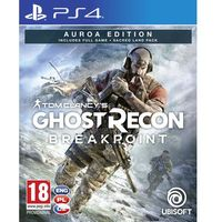 Gry PS4, Tom Clancy's Ghost Recon Breakpoint (PS4)