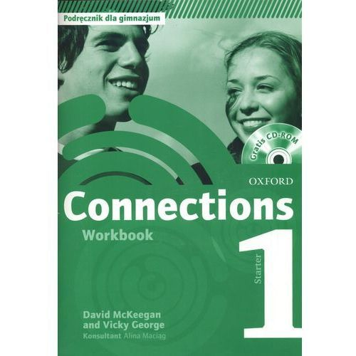 Książki do nauki języka, Connections 1 Starter Workbook+CD