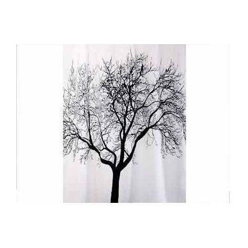 Zasłona prysznicowa Bisk TREE 04440