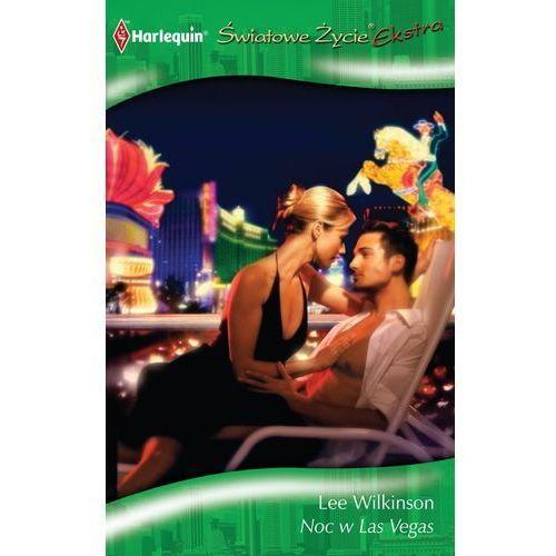 E-booki, Noc w Las Vegas - Lee Wilkinson