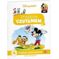Książki dla dzieci, Disney Uczy Mickey Mouse Czytam Samodzielnie - Praca zbiorowa (opr. broszurowa)