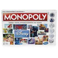 Gry dla dzieci, Gra Monopoly Disney - Hasbro