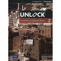 Książki do nauki języka, Unlock: Listening & Speaking Skills 2. Podręcznik + Online Workbook (opr. miękka)