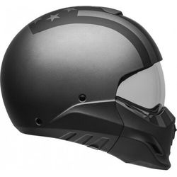 BELL KASK SYSTEMOWY BROOZER FREE RIDE MATTE GREY/B