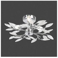 Plafon LAMPA sufitowa VIDA 63160-4 Globo OPRAWA chrom