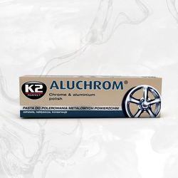 Pasta do chromu i metali kolorowych ALUCHROM K2 120gr K2K003