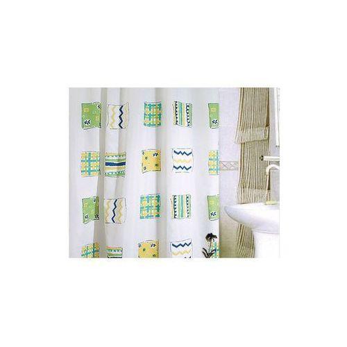 Zasłona prysznicowa Bisk BALI 08100