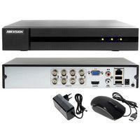 Rejestratory przemysłowe, Rejestrator cyfrowy hybrydowy HWD-6108MH-G2 Hikvision Hiwatch