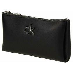 Calvin Klein Torebka na ramię 24 cm black ZAPISZ SIĘ DO NASZEGO NEWSLETTERA, A OTRZYMASZ VOUCHER Z 15% ZNIŻKĄ