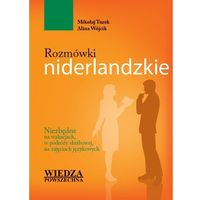 Książki do nauki języka, Rozmówki niderlandzkie (opr. miękka)
