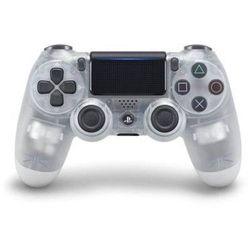 Kontroler bezprzewodowy SONY PlayStation DUALSHOCK 4 v2 Krystaliczny
